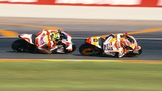 Overtake Analysis: Memorable passes at the #ValenciaGP