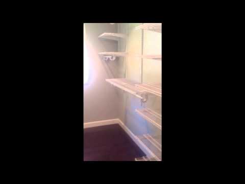 His and Hers Wire Closets - Sutton, Ma 01519