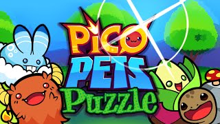 Pico Pets Puzzle - Match-3 & Advneture Game for iPhone and Android