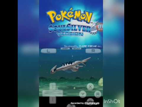 Pokemon SoulSilver how to use cheats in drastic