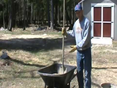 How to Make a Garden Statue Pedestal