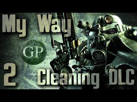 Modding Fallout 3 : My Way : Cleaning the DLC + Navmesh : 2