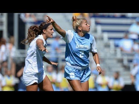 UNC Women's Soccer: Carolina Bests UNCW, 2-0