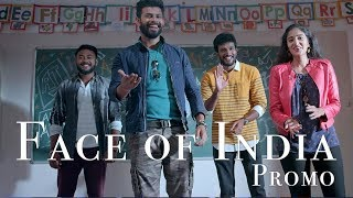 Face of India - Song Promo 1 | 4K | Amar Geeth S | AJ | Varun Kamal | Dipak Kumar Padhy