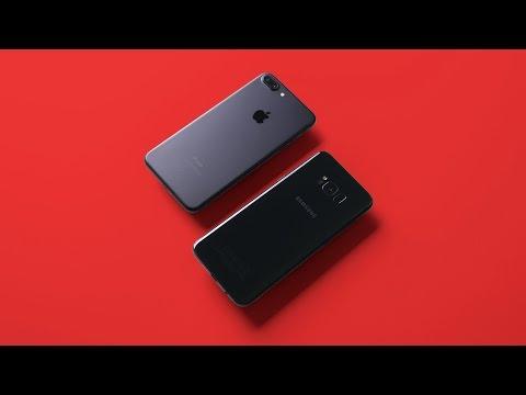 Galaxy S8 Plus vs iPhone 7 Plus - ULTIMATE Comparison!