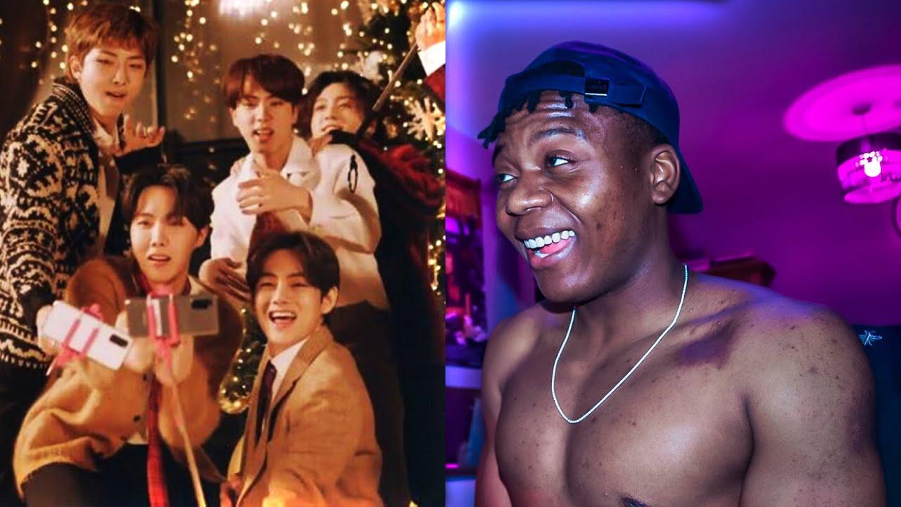 Download BTS 'Dynamite' (Holiday Remix) REACTION MP3 Gratis
