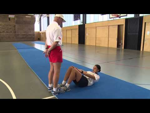 Australian Defence Force Academy Initial Fitness Test