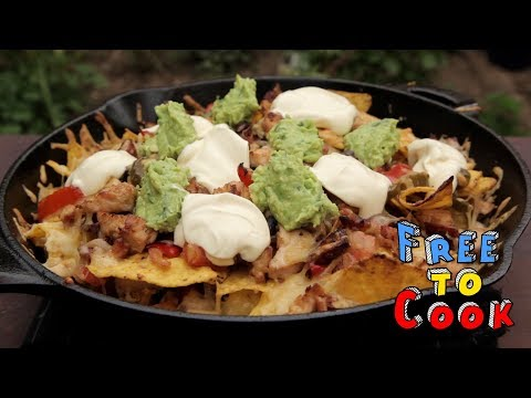 How to cook Loaded Chicken Nachos