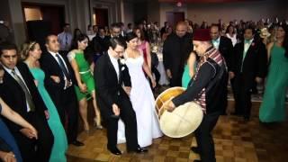 Michelle Hamrah & Adam Khoury Wedding