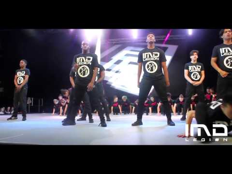 IMD LEGION @MOVE IT - FRONT VIEW