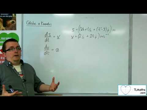 A-Level Maths 2017 Q4-07 Calculus in Kinematics: General Motion in 2D