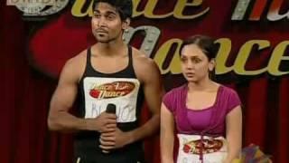 Salman Yusuf Khan Audition In Dance India Dance