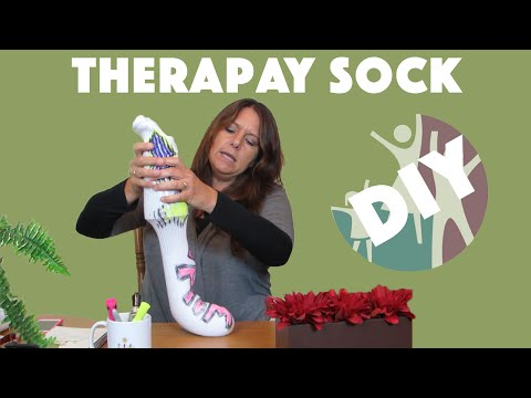 Keep your Autistic Child Comfortable - Therapy Sock