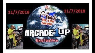 Arcade 1Up Pacman Walmart Exclusive News Update!!
