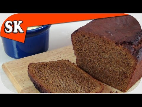 TREACLE LOAF - With Ginger Butter