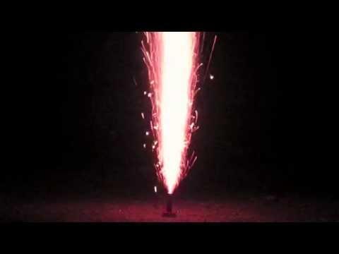 Mini Fountain Firework