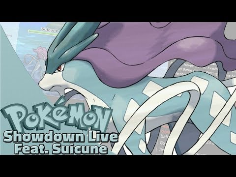 Calm Mind Suicune Team! Pokemon Sun and Moon OU Showdown Live W/OPJellicent Smogon OU Team