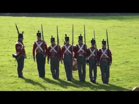 Durham Light Infantry at Gibeside