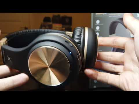 RIWBOX XBT-80 Wireless Headphones || Product Review