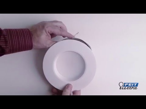 How to Install LED Can Light Retrofit Kits from Feit - Ace Hardware
