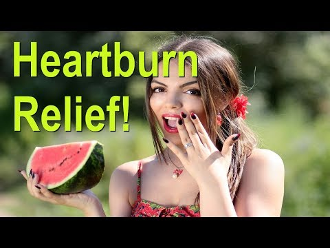 Heartburn Relief from Acid Reflux Symptoms - Which Acid Reflux Foods to Avoid, Get Heartburn Relief!