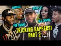 Download           Jibrizy Tricks EVERY Rapper AGAIN! Street Magic On Pop Smoke, NLE Choppa, Doja Cat, Blueface & More MP3,3GP,MP4