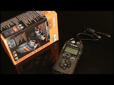 Tascam DR40 Review & Overview