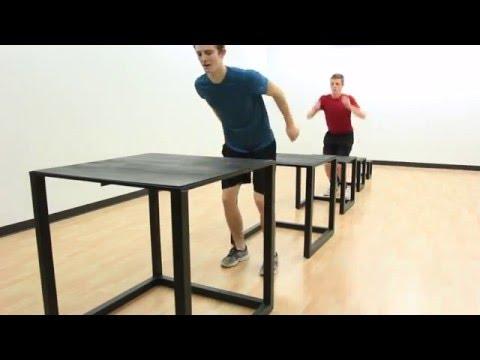 Apex™ Square Plyometric Boxes | Gopher Sport