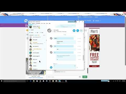 A way To Tell if there Offline Or Invisible -Skype-