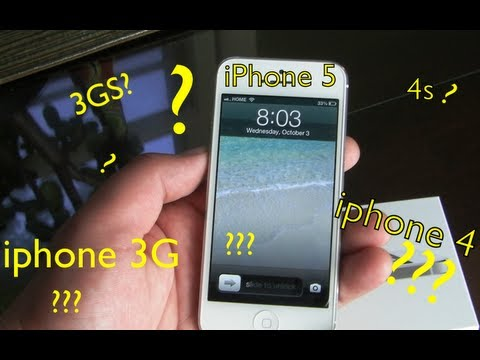 How to tell the Differences Between ANY iPhone