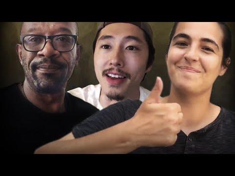 The Walking Dead Cast Invites You to New York Comic Con // Omaze