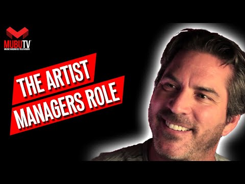What's The Job of an Artist Manager – Jamie Talbot - MUBUTV: Insider Series - SE. 7
