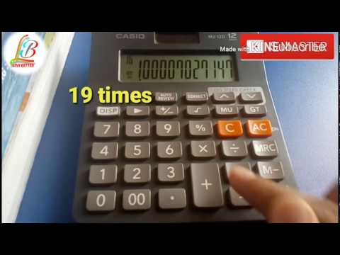 Easiest way to calculate antilog
