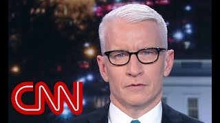Anderson Cooper: Is Trump sending a message to Cohen?