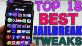 TOP 15 BEST NEW Cydia Tweaks For iOS 11 2 - 11 4 Electra