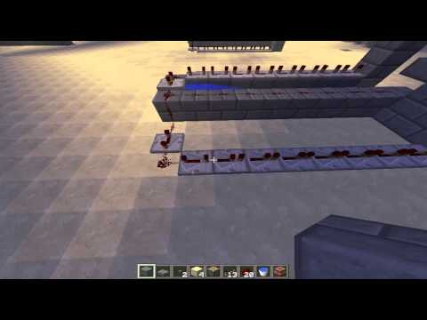 How to make a sand cannon in minecraft 1 7 2 -