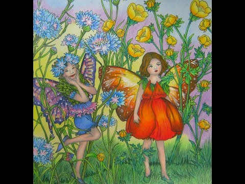THE FLOWER FAIRIES|PART 5|Cicely Mary Barker