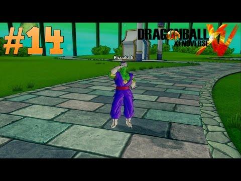 Dragon Ball Xenoverse : Gameplay Walkthrough Part 14 Online Co-op Parallel Quest (Namekian)