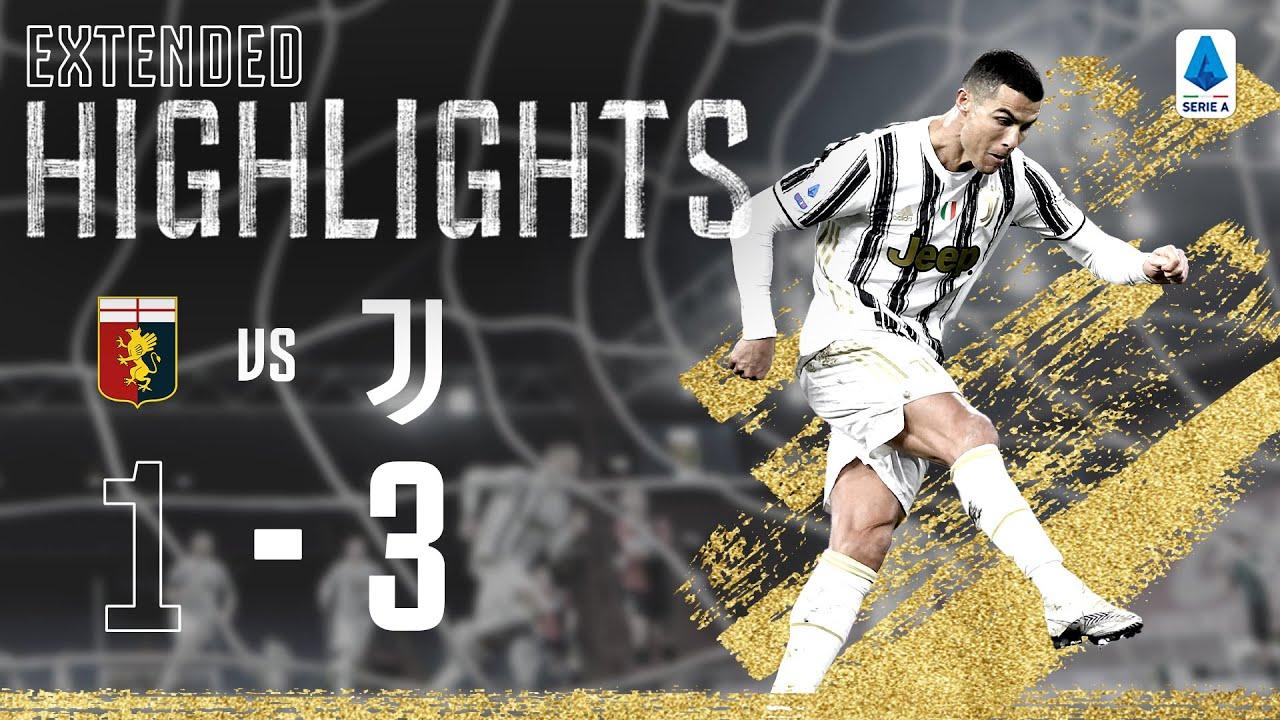 Genoa 1-3 Juventus | Dybala & Ronaldo Score to Secure Away Win! | EXTENDED Highlights