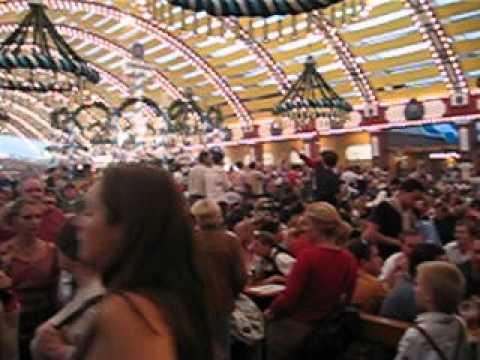 Oktoberfest Beer Tent 2003