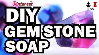 diy gem stone soap corinne vs pin 38