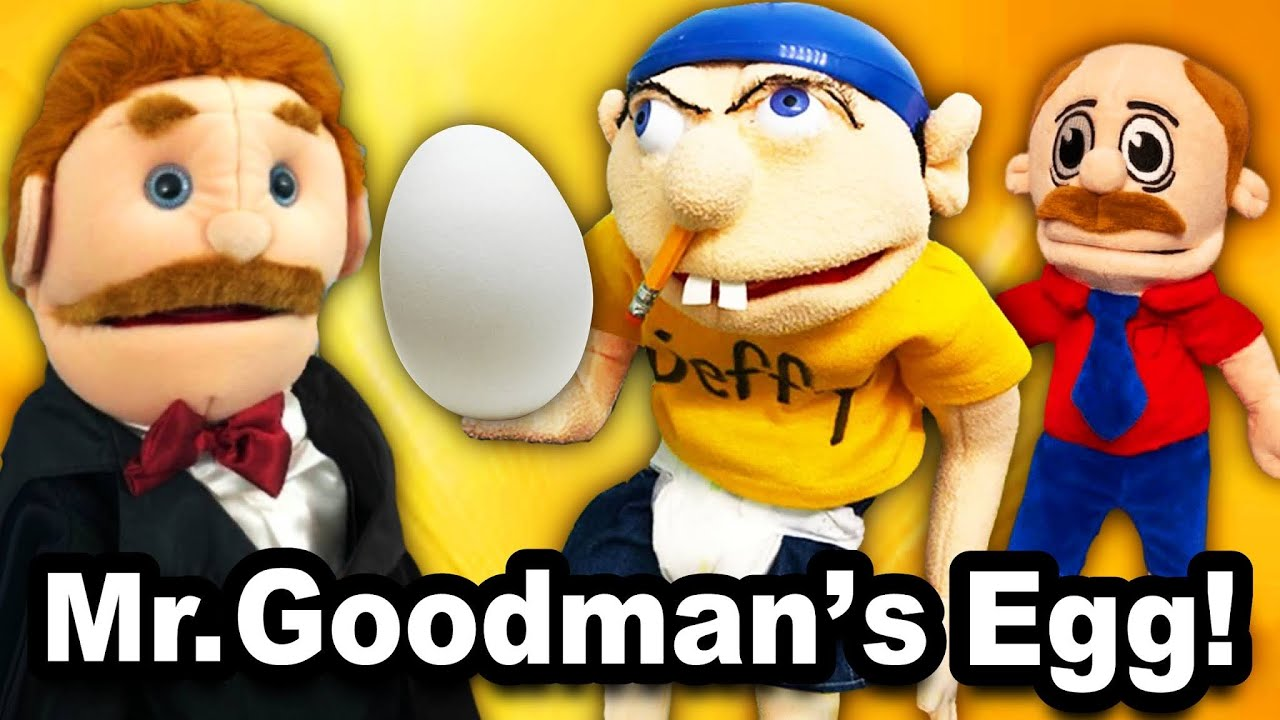 SML Movie: Mr. Goodman's Egg!