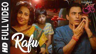 Tumhari Sulu: Rafu Full Video Song | Vidya Balan | Bollywood Song 2017