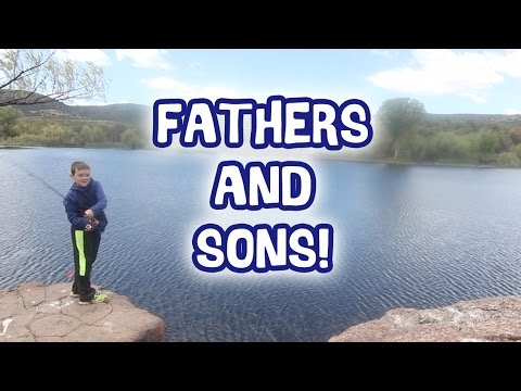 FATHERS AND SONS CAMPOUT