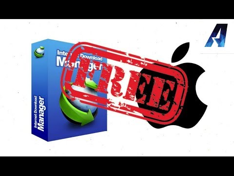 HOW TO INSTALL AND USE LATEST IDM VERSION ON YOUR  MAC OSX 100% FREE