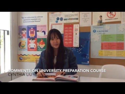 Comments on University preparation course