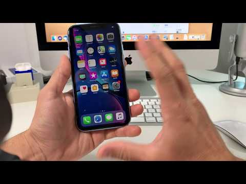 How to Disable / Turn OFF TalkBack on a Apple iPhone XR