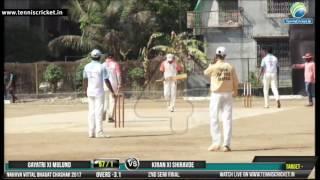 Krishna Satpute Scored 68 Runs in 15 Balls   Nakhwa Vittal Bhagat Chashak 2017   Vashigaon