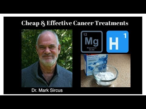 Inexpensive & Effective Approaches to Cancer: Dr. Mark Sircus