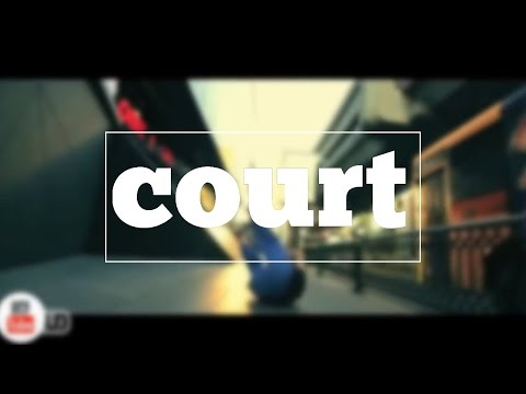 How to spell court